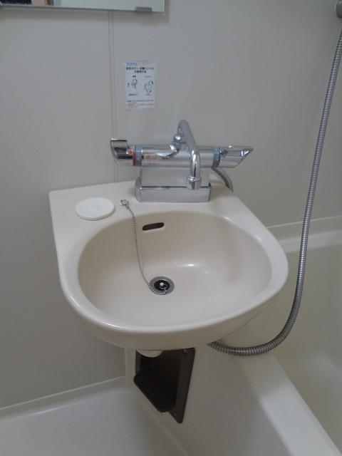 リーベオリサカ洗面所