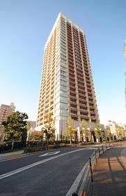ル・サンク大崎シティタワーの外観画像