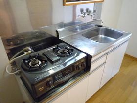 キッチン※ガスコンロは設備に含まれません