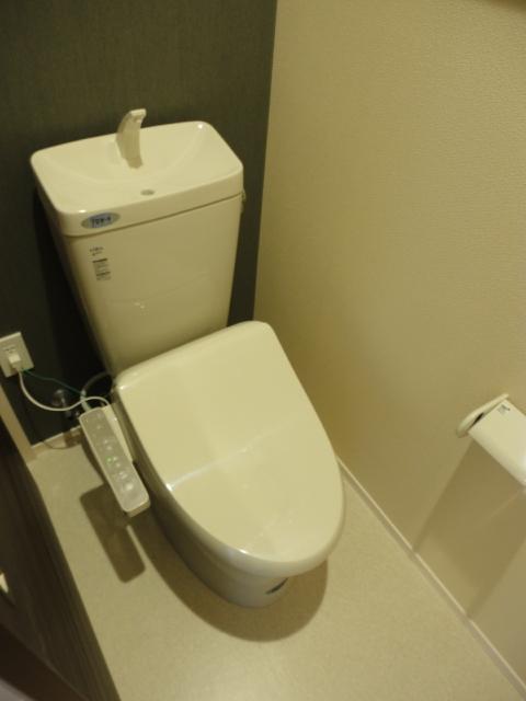 フォレ 武蔵野トイレ