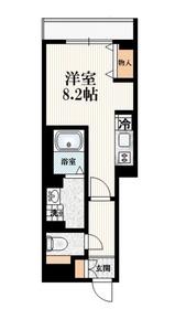 PASEO東武練馬4階Fの間取り画像