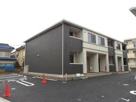 公田町1572新築アパートの外観画像