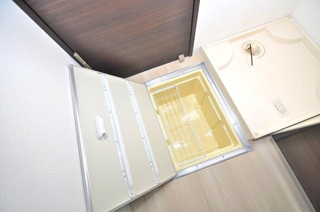 Realize長瀬 床下収納まであります。ここまでの設備はすごいですね。