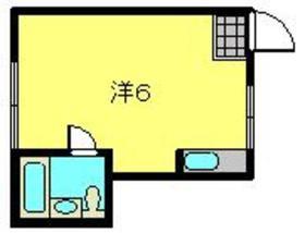 ガーデンハイムⅢ1階Fの間取り画像