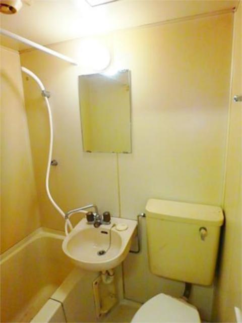 ストークマンション小磯2洗面所