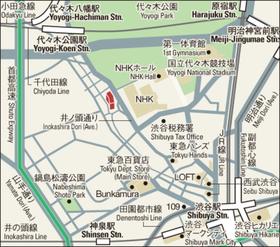 アクシルコート渋谷神山町