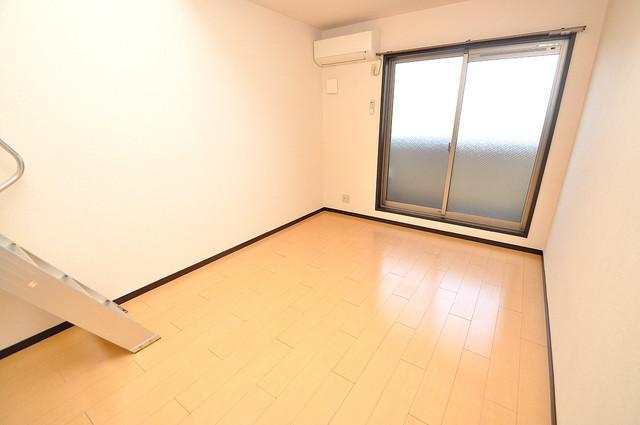 エスティームⅡ番館 明るいお部屋は風通しも良く、心地よい気分になります。