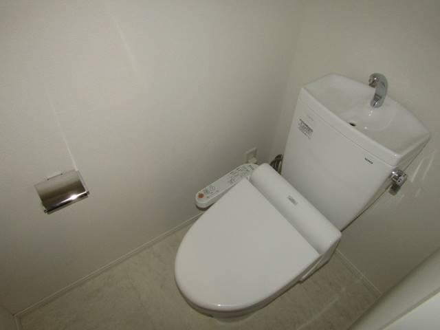 パークアクシス東日本橋ステーションゲートトイレ