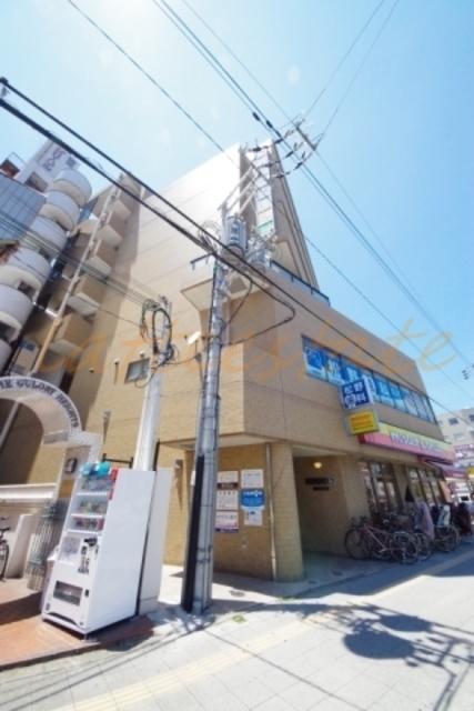 大阪市城東区成育5丁目の賃貸マンション