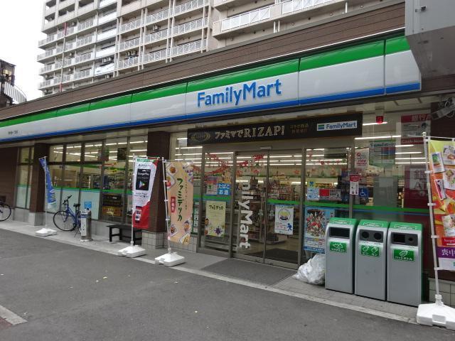 ファミリーマート東今里一丁目店