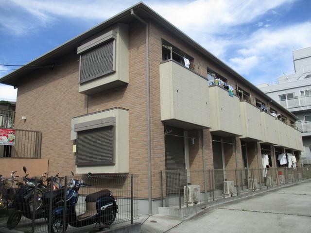 サンライク和田町の外観外観