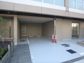 ザ・パークハビオ三軒茶屋テラス駐車場