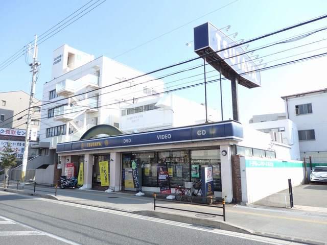 TSUTAYA曽根店