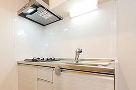 J・プレミアム箱崎 : 1階キッチン