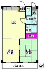WELL KAWADA 102号室