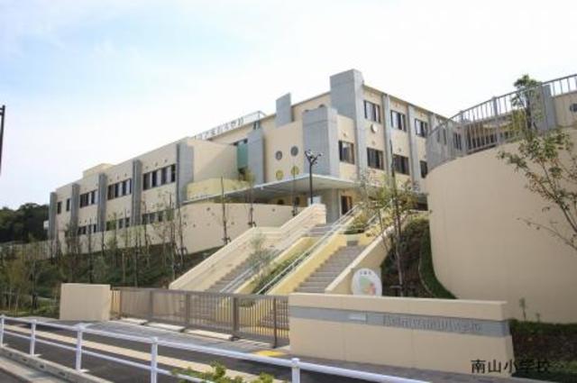 クイーンシティ稲城[周辺施設]小学校