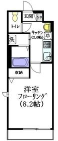 ファミーリエ2階Fの間取り画像