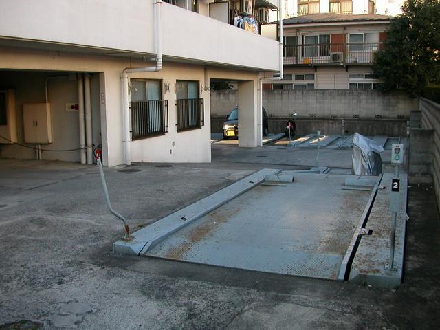 スカイコート八王子第3駐車場