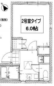 リーヴェルポート横浜北幸ウィル3階Fの間取り画像