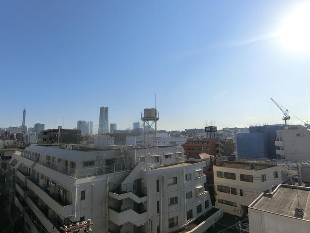 スカイコート西横浜6景色