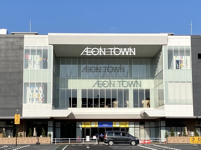 BEST STAGE OHARA(ベストステージ大原)[周辺施設]ショッピングセンター