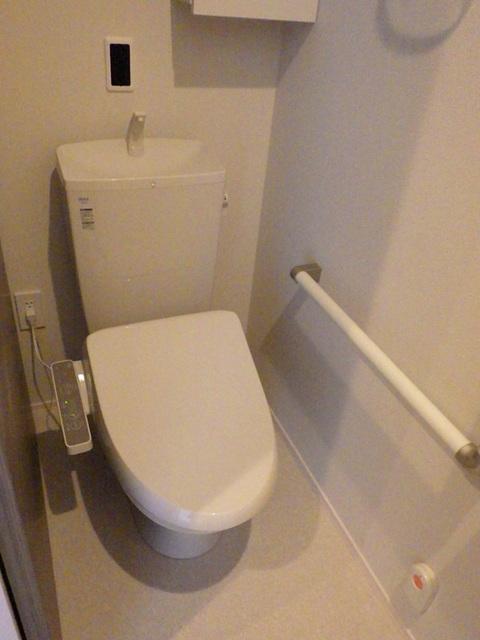 (シニア限定)清水ヴィレッジトイレ