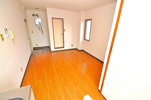 エルドムス陽光一番館 内装は落ち着いた色合いで、くつろげる空間になりそうですね。