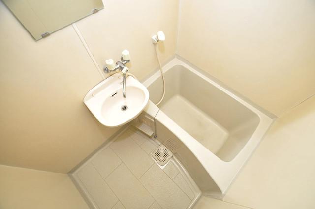 リーゾタナカ シャワー一つで水回りが掃除できて楽チンです