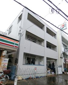 (仮)ビューノ堀ノ内の外観画像