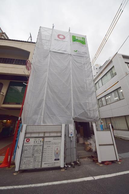 仮)千代田富士見1丁目レジデンス新築A棟の外観画像