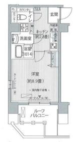 FIORE KOMAGOME5階Fの間取り画像