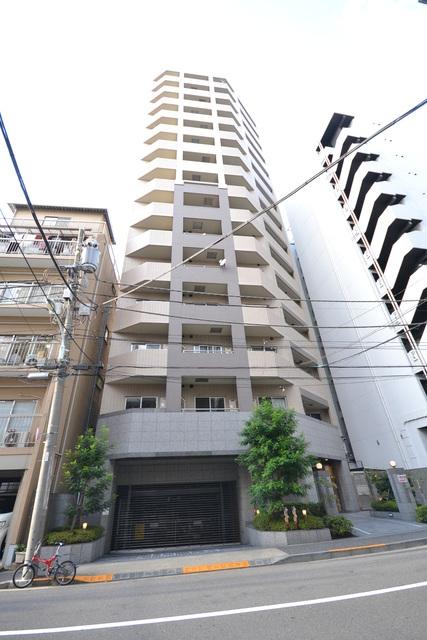 赤羽橋駅 徒歩3分外観