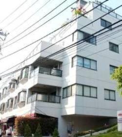 赤坂パインクレストの外観画像