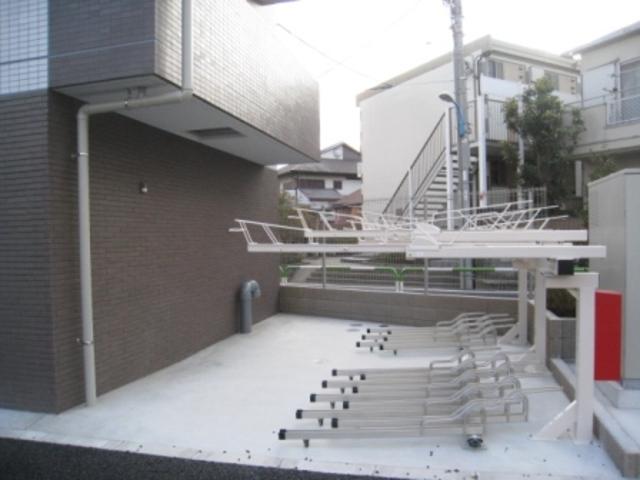 スカイコート豊島南長崎駐車場