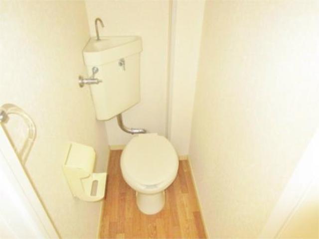若葉ハイツトイレ