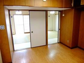 DKと南面の和室2室