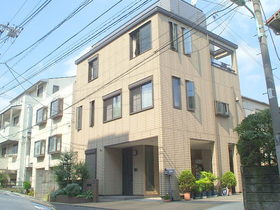 サザンガーデン渋谷本町の外観画像