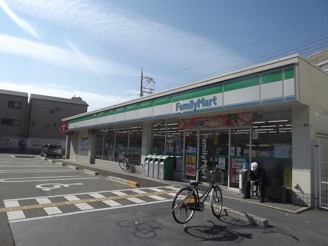 ファミリーマート加島三丁目店