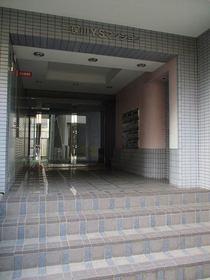 二俣川YSマンションエントランス