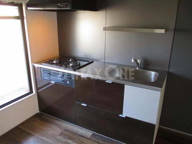 ロッソマットーネ(Rosso Mattone)キッチン
