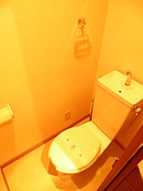 サンライズハウスB棟トイレ
