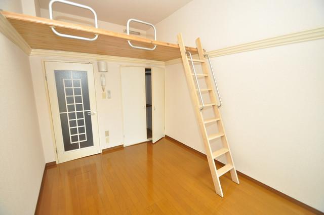 衣摺NAKAKI シンプルな単身さん向きのマンションです。