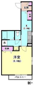 ハイムシラカバ 301号室