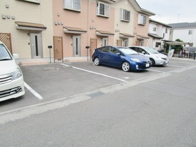 Le soleil駐車場