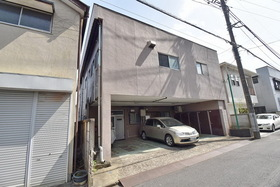 島田マンションの外観