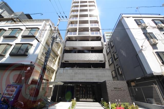 大阪市浪速区元町3丁目の賃貸マンション