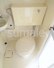 快適なトイレ!
