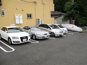 カルム(Calm)駐車場