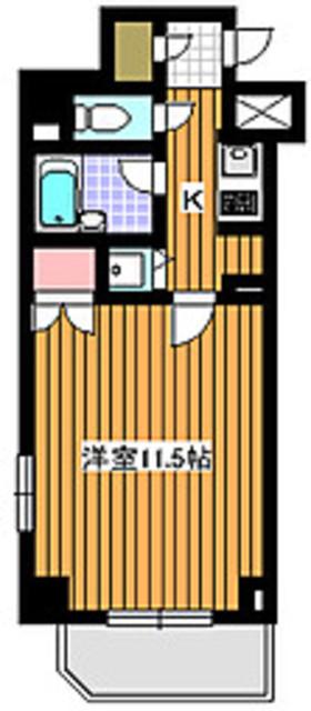 地下鉄成増駅 徒歩3分間取図