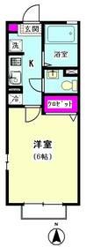 メルベーユ 201号室